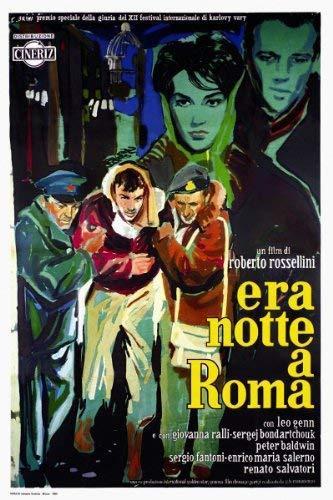 Rómában éjszaka volt /Era notte a Roma/  (1960)
