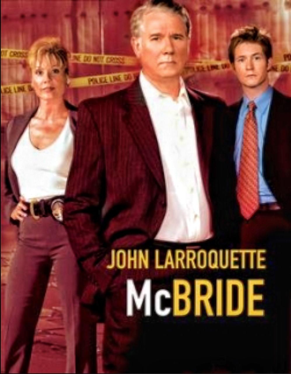 McBride: Gyilkosság volt, hölgyem /McBride: It's Murder, Madam/
