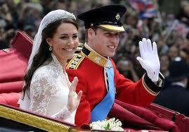 Angol királyi esküvő - 2011