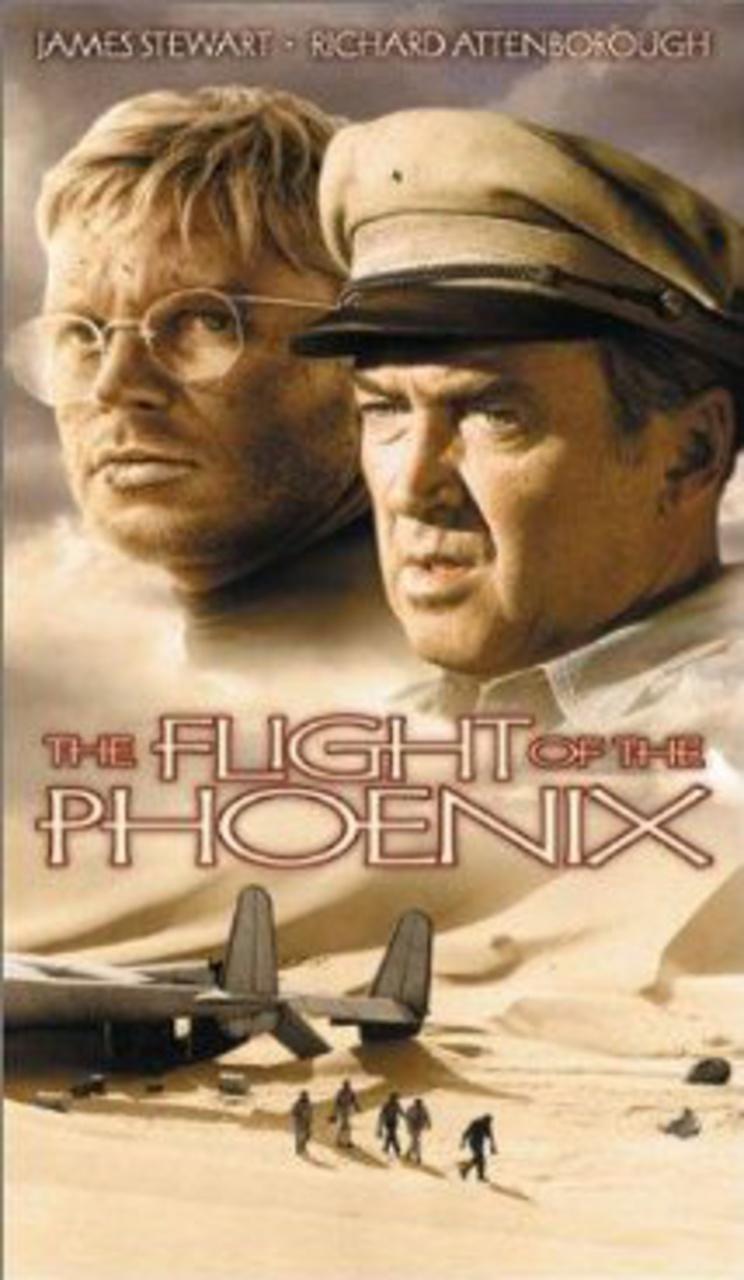 A Főnix felrepül - A főnix útja /The Flight of the Phoenix/ 1965.