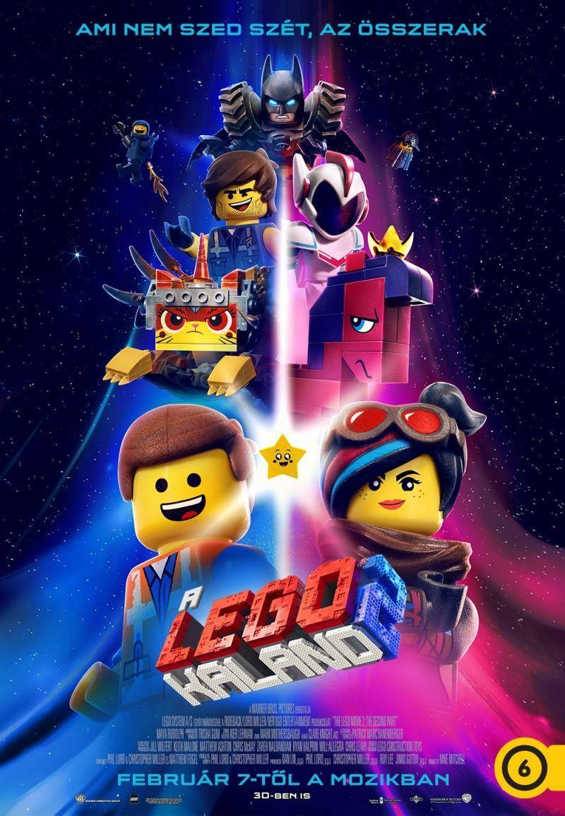A Lego-kaland 2 The Lego Movie 2: The Second Part)