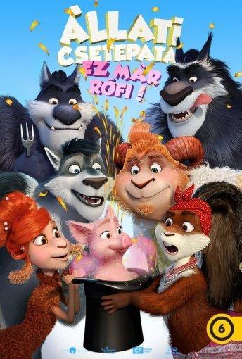Állati csetepata - Ez már röfi! /Sheeps & Wolves : Pig Deal / Volki i ovtsy. Khod sviney/