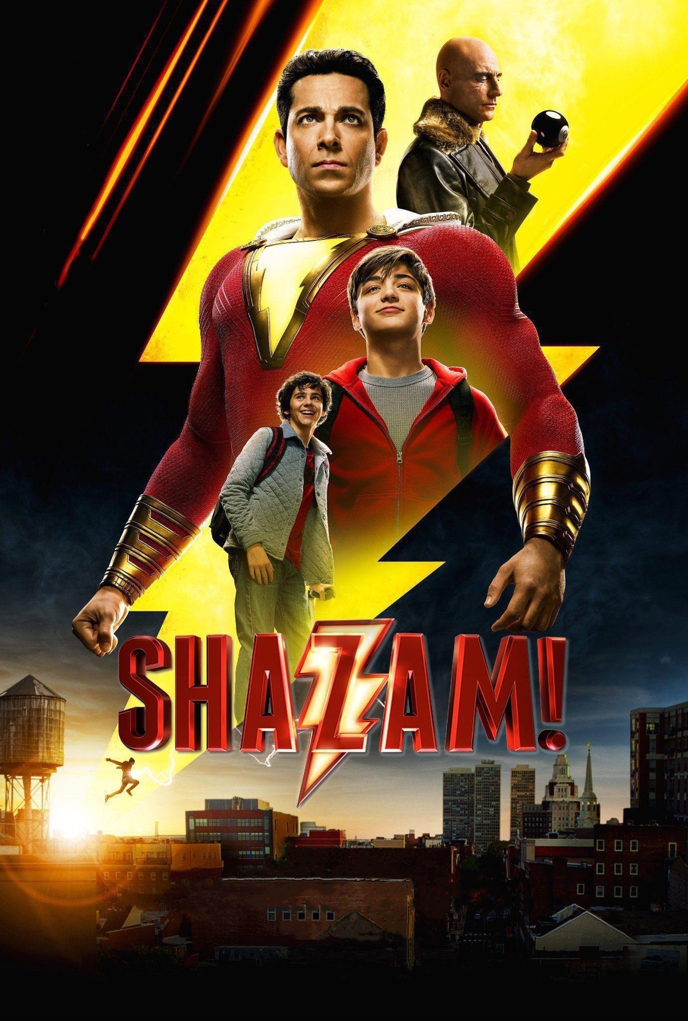 Shazam (2019)