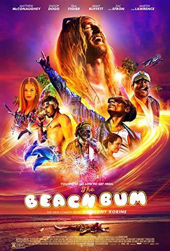 Túltólva (The Beach Bum) 2019.