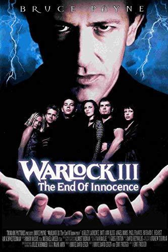 Warlock 3: Az elveszett ártatlanság /Warlock III: The End of Innocence/