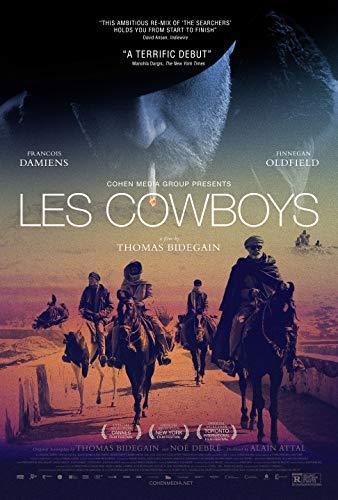 Cowboyok (Les Cowboys) 2015.