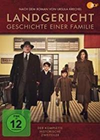 Szétszakítva /Landgericht - Geschichte einer Familie/