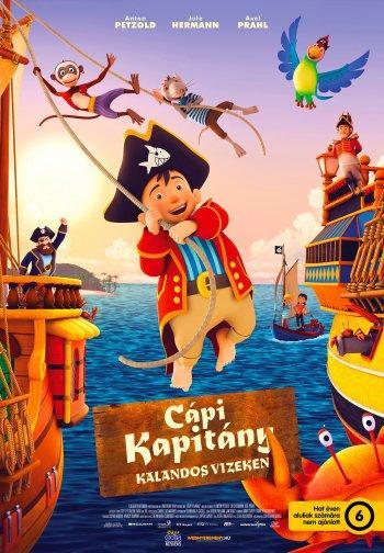 Cápi kapitány – Kalandos vizeken /Capt`n Sharky/