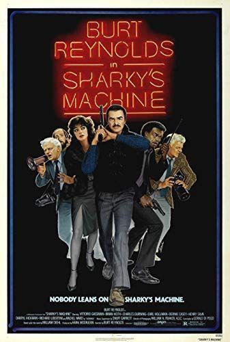 Bukott zsaru /Sharky's Machine/ 1981.
