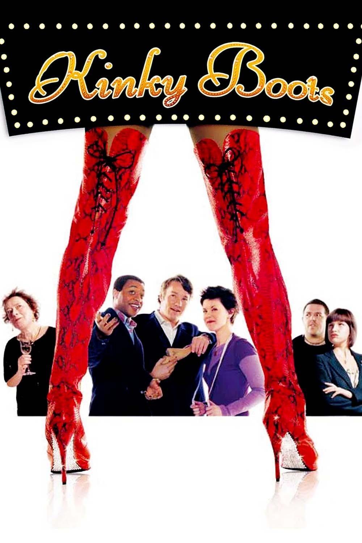 Mr. Tűsarok /Kinky Boots/