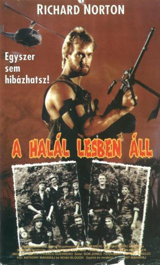 A Halál Lesben Áll (Not Another Mistake) 1988.