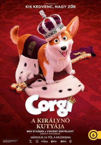 A királynő kutyája /The Queen's Corgi/