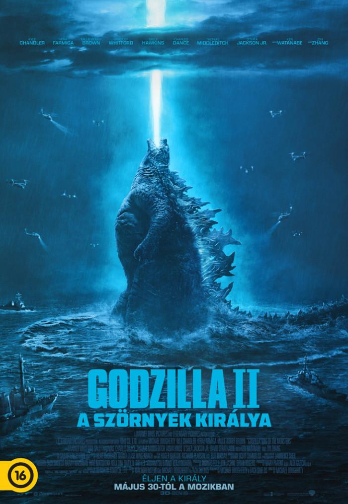 Godzilla II – A szörnyek királya /Godzilla: King of the Monsters/