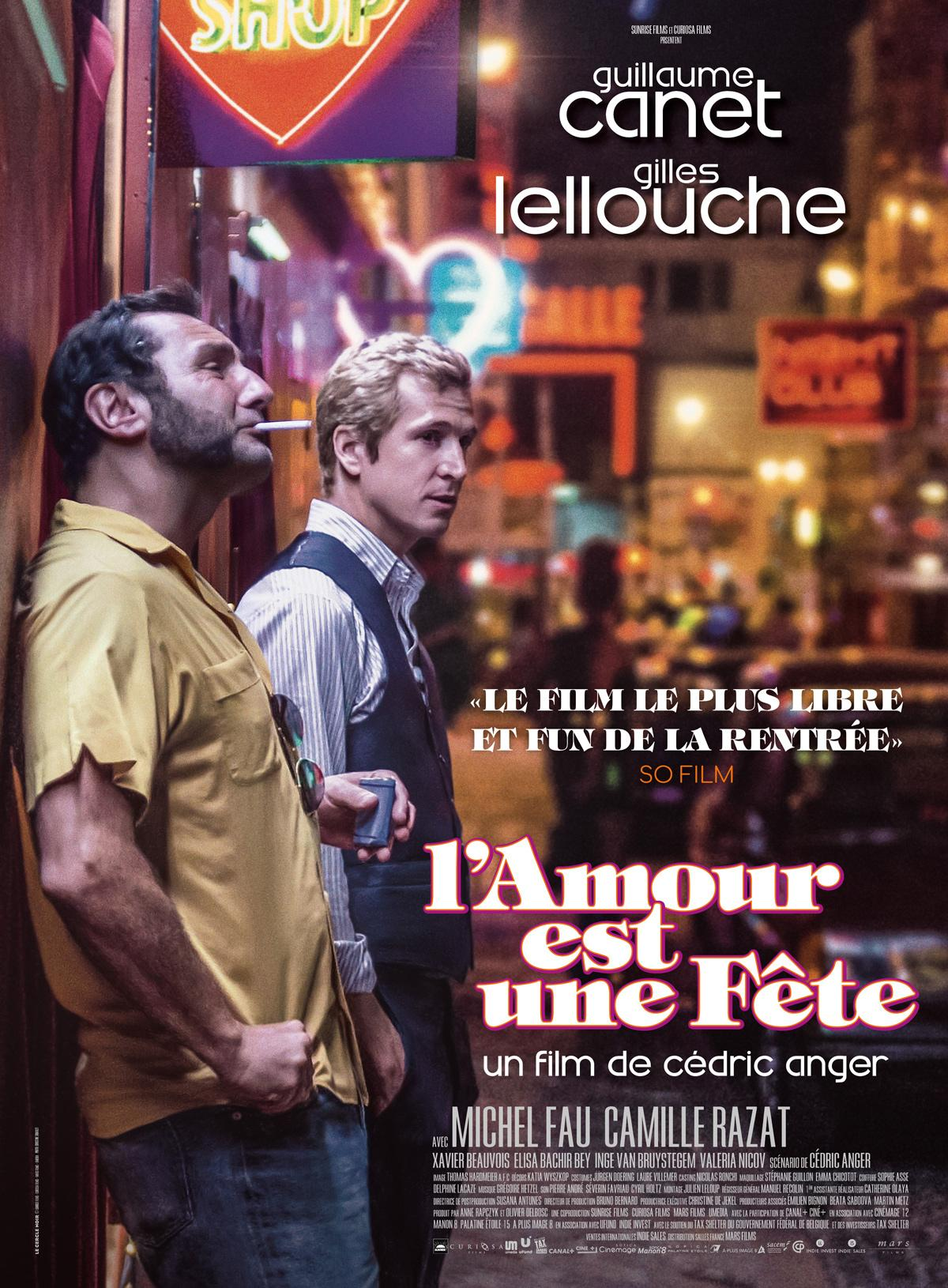 Párizs, Pigalle (L'amour est une fête) 2018.