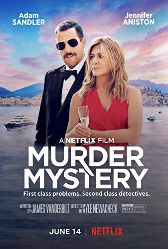 Gyagyás gyilkosság (Murder Mystery) 2019.
