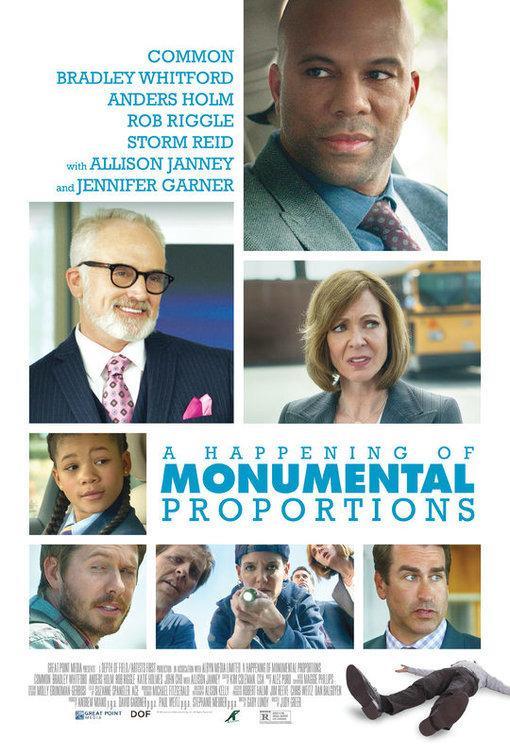 A nagy esemény /A Happening of Monumental Proportions/