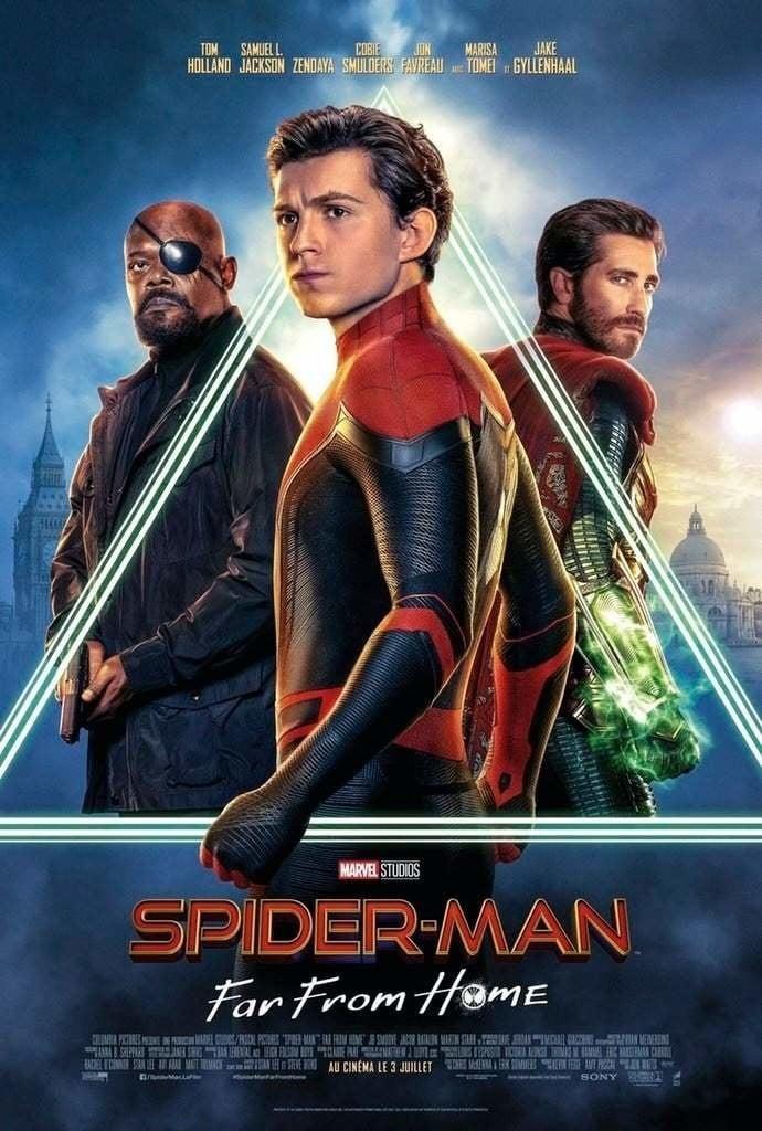 Pókember: Idegenben /Spider-Man: Far From Home/