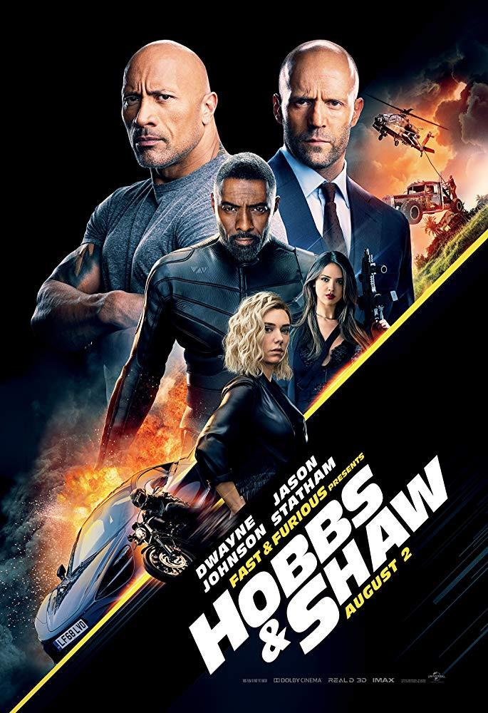 Halálos iramban: Hobbs és Shaw (Fast & Furious: Hobbs & Shaw)