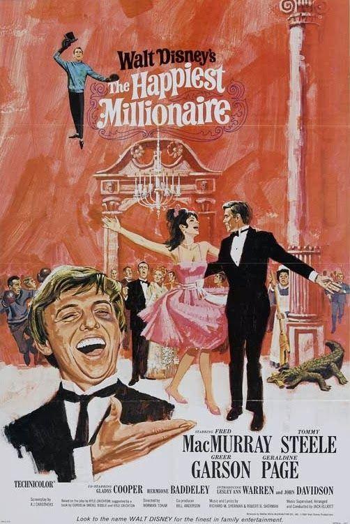 A legboldogabb milliomos (The Happiest Millionaire)