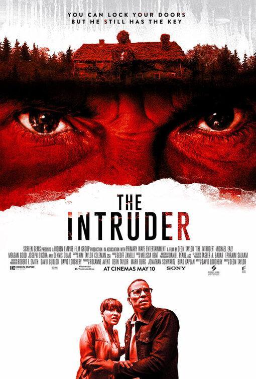 A betolakodó (The Intruder) 2019.