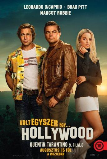Volt egyszer egy... Hollywood (Once Upon a Time... in Hollywood) 2019.
