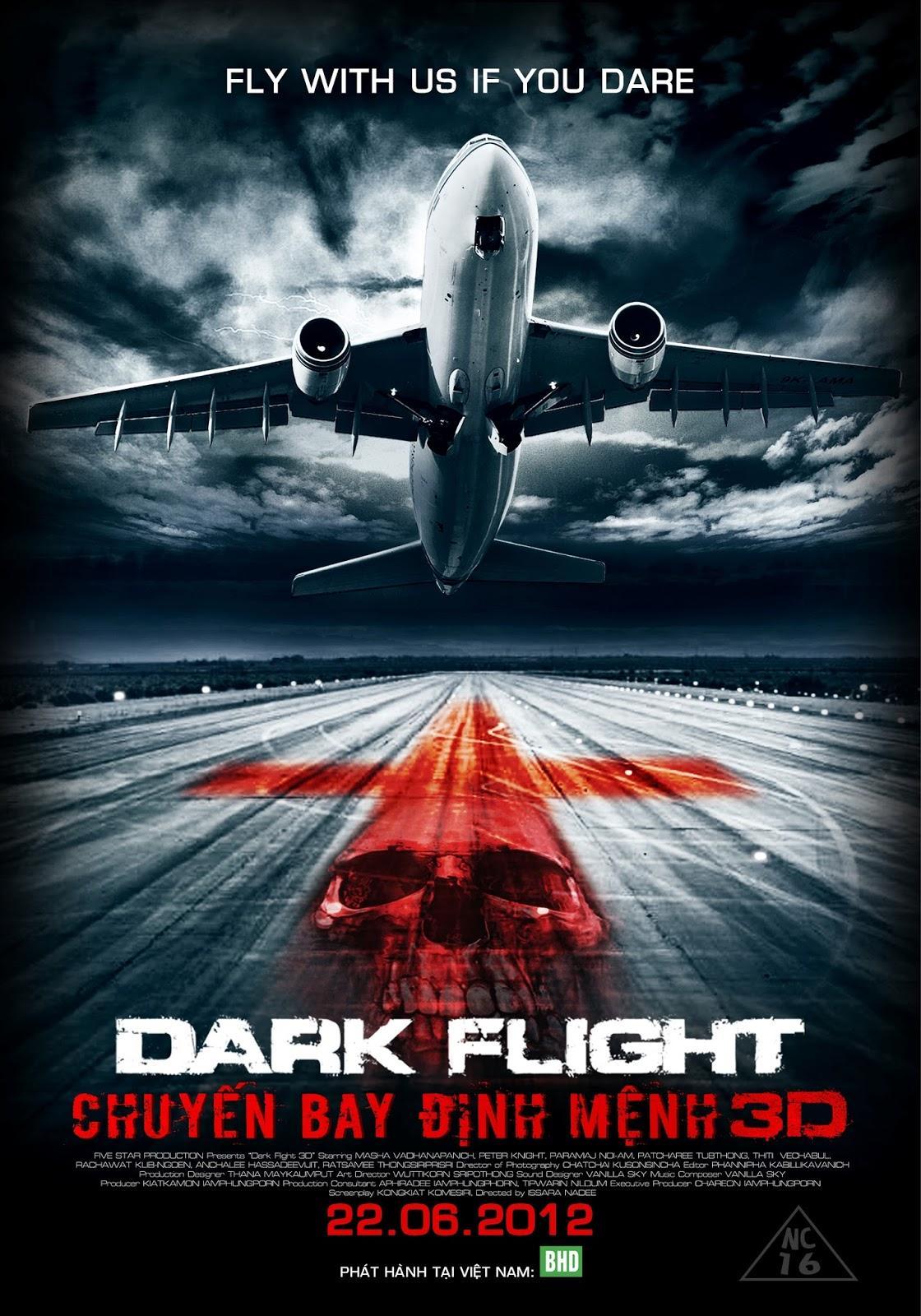 A 407-es sötét járat (A 407 Dark Flight)