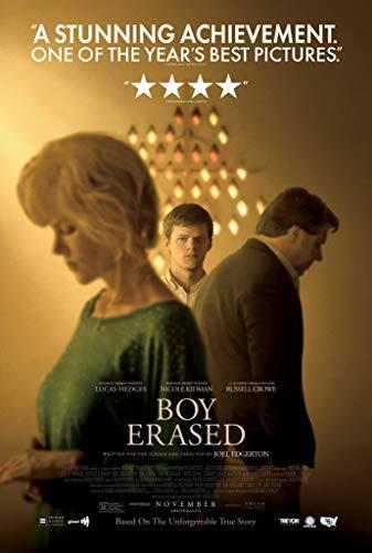 Eltörölt fiú (Boy Erase)