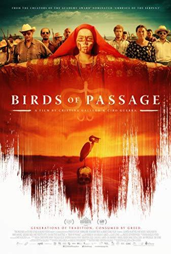 Az átkelés madarai (Pájaros de verano / Birds of Passage) 2018.