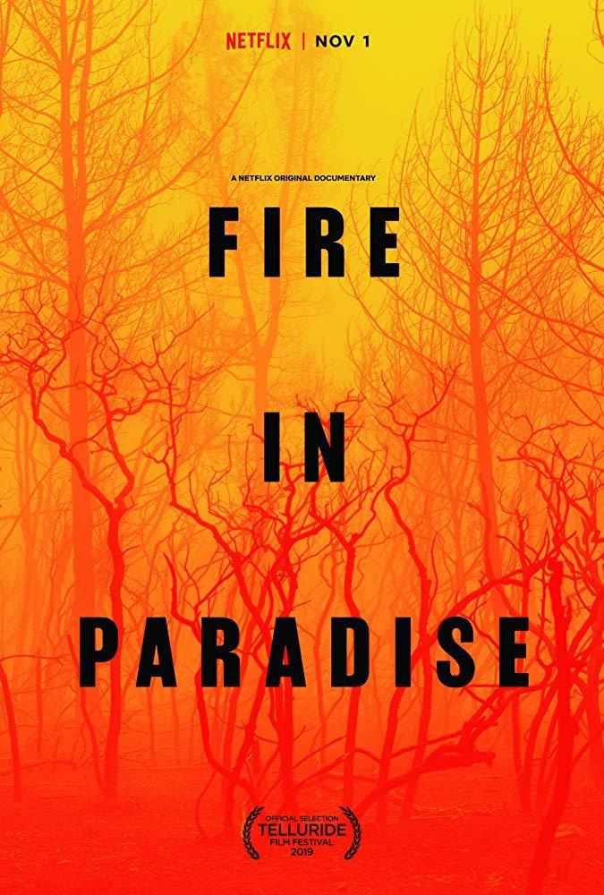 A kaliforniai nagy tűz nyomában (Fire in Paradise) 2019.