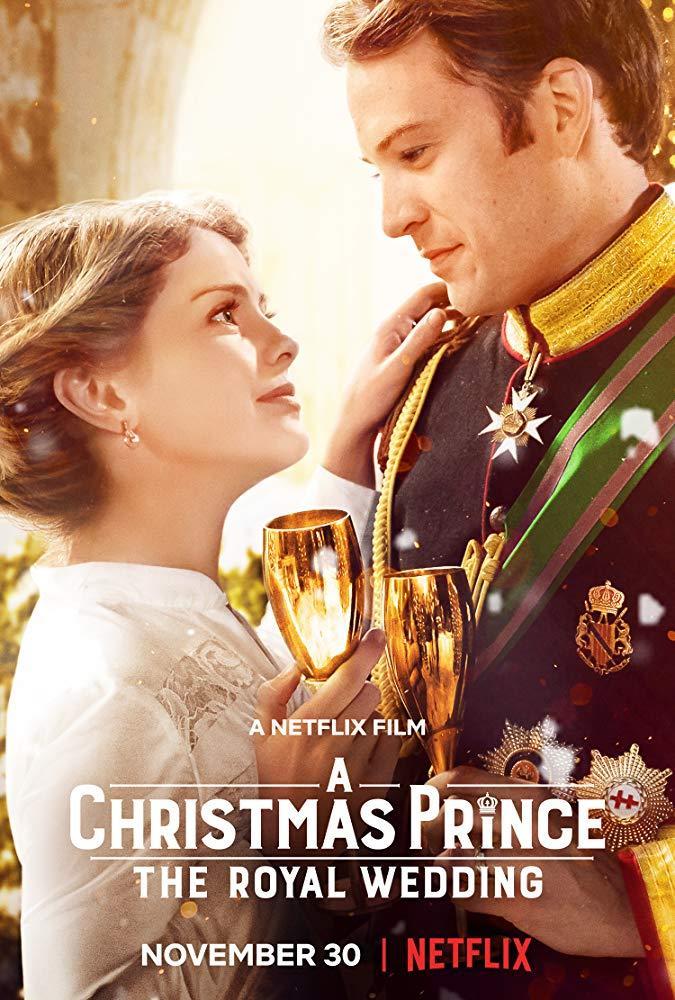 Egy herceg karácsonyra: Királyi esküvő (A Christmas Prince: The Royal Wedding)