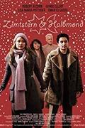 Karácsonyi félhold (Zimtstern und Halbmond)