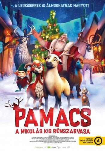 Pamacs, a Mikulás kis rénszarvasa (Eliott the littlest reindeer) 2018.
