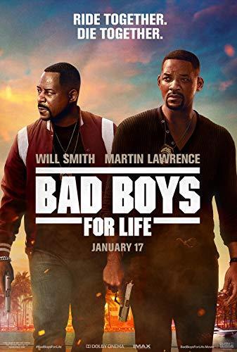 Bad Boys: Mindörökké rosszfiúk (Bad Boys for Life) 2020.