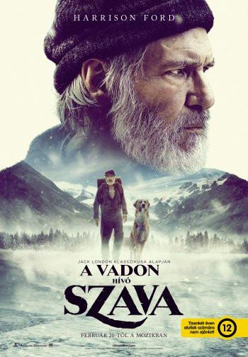 A vadon hívó szava (The Call of the Wild) 2020.
