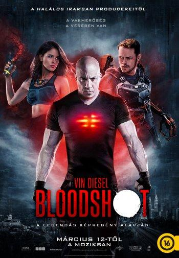 Bloodshot (Bloodshot) 2020.