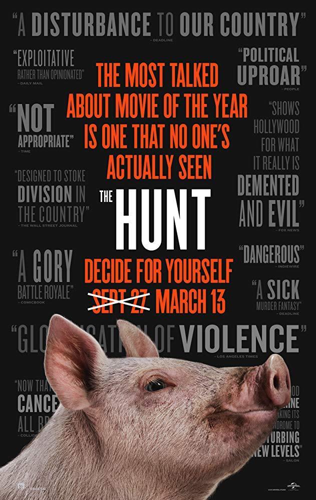 Vadászat (The Hunt) 2020.