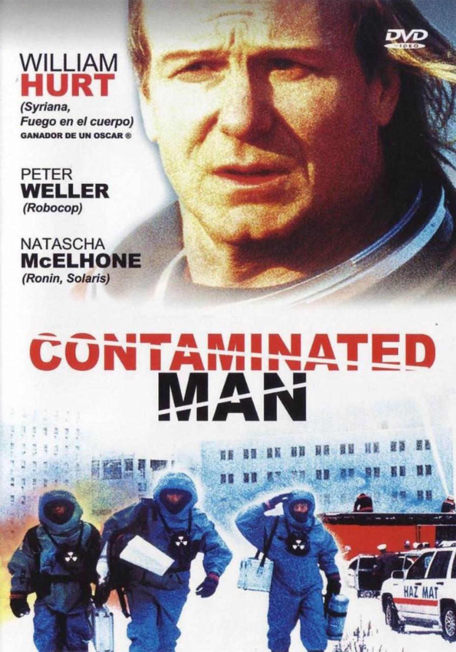 Vírusbosszú (Contaminated Man) 2000.