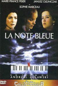 Kék hangjegy (La note bleue) 1991.