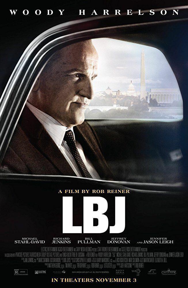 LBJ  Az elnök (2016)