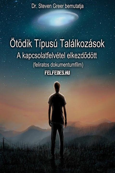 Az Ötödik Típusú Találkozások film ( CE-5)