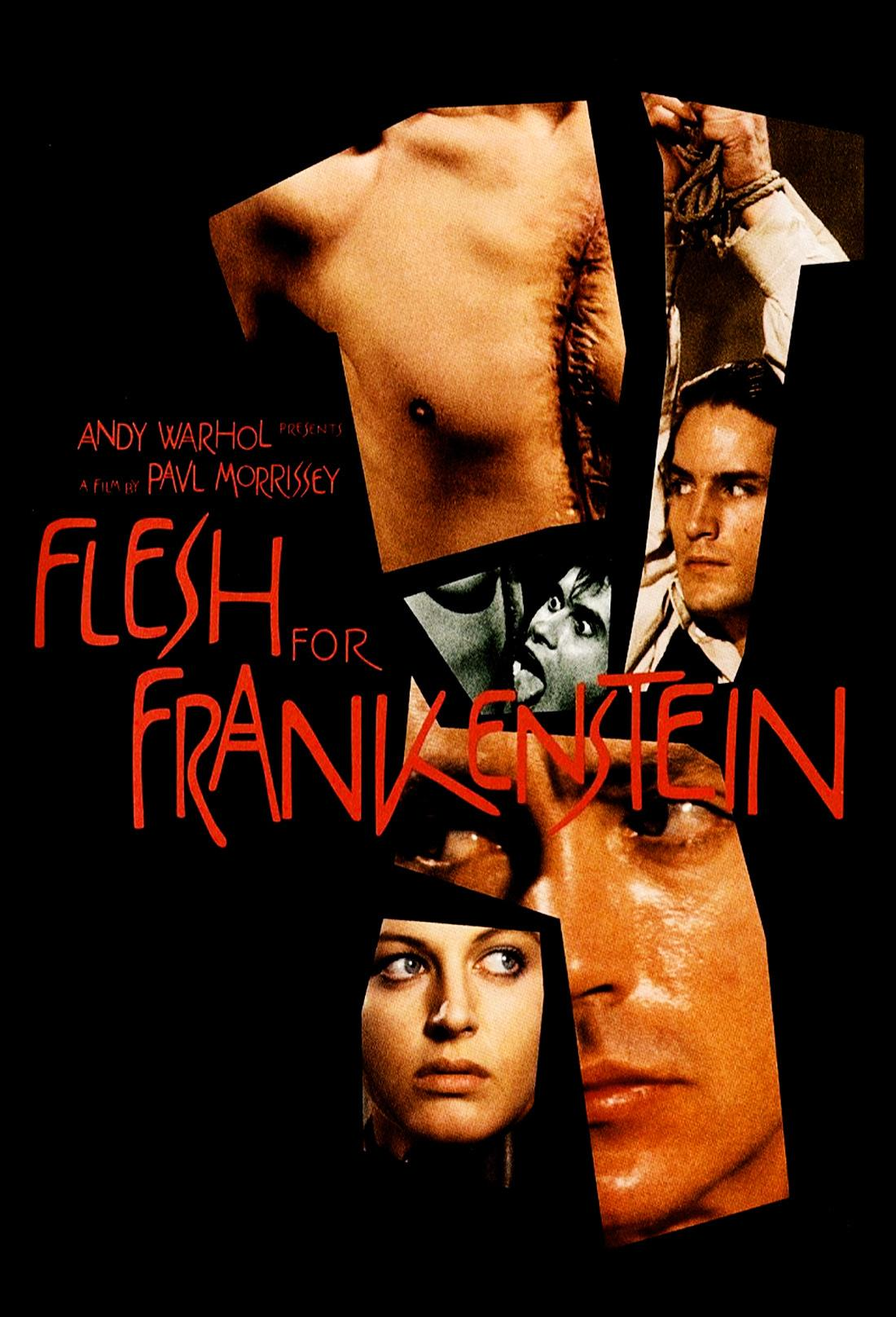 Test Frankensteinnek (Flesh for Frankenstein)