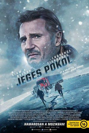 Jeges pokol (The Ice Road) 2021.