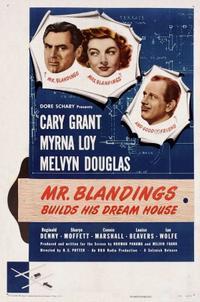 Mr. Blandings felépíti álmai házát (Mr. Blandings Builds His Dream House)