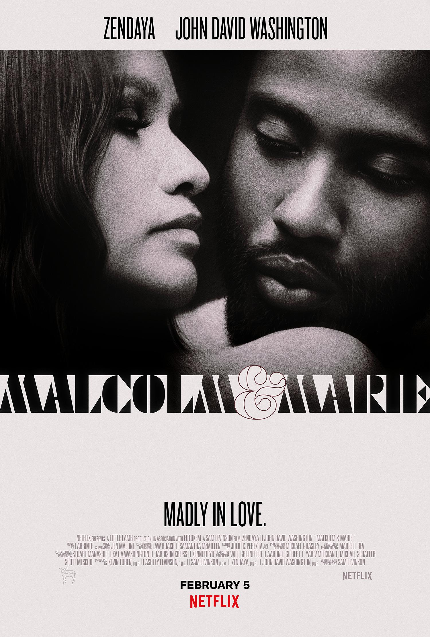 Malcolm és Marie (Malcolm & Marie)