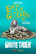 A fehér tigris (The White Tiger) 2021.