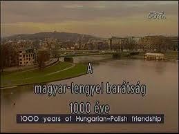 Magyar Lengyel barátság 1000-éve