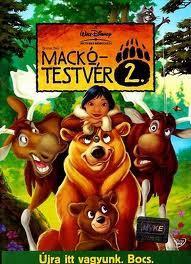 Mackótestvér 2. (Brother Bear 2.)