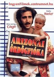 Arizonai ördögfióka (Raising Arizona)