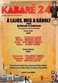 Lóra tétre befutóra - Erős Károly humorista jótékonysági búcsúelőadása