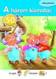 A három kismalac (The Three Little Pigs)